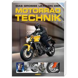 Das große Lexikon der Motorrad-Technik als Buch von Ulrich Hoffmann