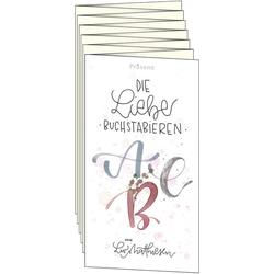 Die Liebe buchstabieren als Buch von Liv Matthiesen