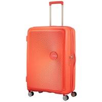 American Tourister Soundbox 4-Rollen 77 cm / 97-110 l spicy peach