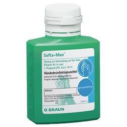 SOFTA MAN Händedesinfektion Kittelflasche 100 ml