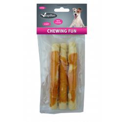 Rolsticks met kip - 17cm  Per 2 verpakkingen