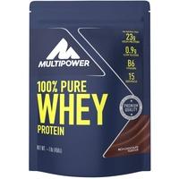 Multipower 100% Pure Whey Protein Rich Chocolate Pulver 450 g
