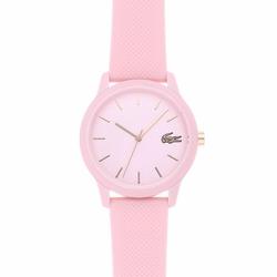 Lacoste .12.12 Zegarek kwarcowy ze plastikowy rosa