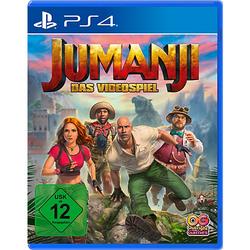 PS4: Jumanji Das Videospiel