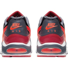 Nike Men's Air Max Command grey-red/ white, 47.5
