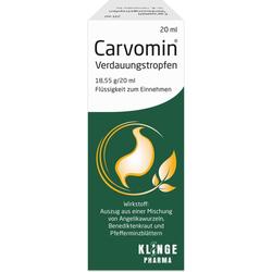 CARVOMIN Verdauungstropfen 20 ml