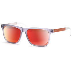 Tommy Hilfiger 1322/S 0I3 ZU 5516 GREY ORNG/RED FL Sonnenbrille