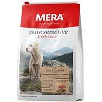 Mera pure sensitive fresh meat Rind & Kartoffel