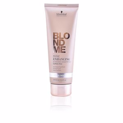 BLONDME tone enhancing bonding shampoo #cool blondes