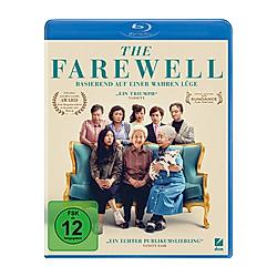 The Farewell - DVD  Filme