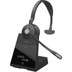 Jabra Engage 75 Mono Mono-Headset DECT Mono, schnurlos On Ear Schwarz