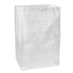 Wagner EWAR Gewebestandbeutel, 60 Liter, Für Papiermüllbehälter, 1 Packung = 3 Stück, 235 x 380 x 590 mm