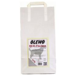 (3,83 EUR/kg) OLEWO Reis-Flocken 3 kg für Hunde