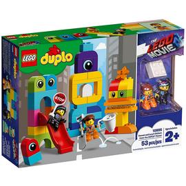 Lego Duplo Besucher vom LEGO DUPLO Planeten (10895)
