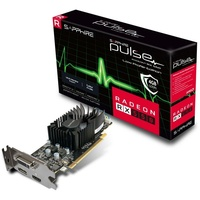 Sapphire PULSE Radeon RX 550 4GD5 Low Profile 4GB GDDR5 1206MHz (11268-09-20G)
