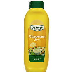 DEVELEY Mayonnaise 80%, 4er Pack (4 x 875 ml)