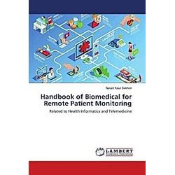 Handbook of Biomedical for Remote Patient Monitoring. Navjot Kaur Sekhon  - Buch
