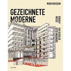 Gezeichnete Moderne als Buch von