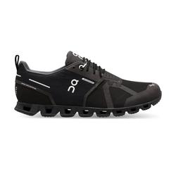 ON Laufschuhe/Sneaker Herren Cloud Waterproof black/lunar - 43