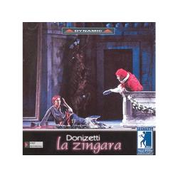 Arnold Bosman - La Zingara (CD)
