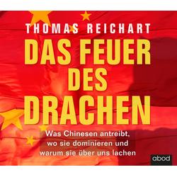 Das Feuer des Drachen als Hörbuch CD von Thomas Reichart