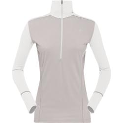 Norrona - Wool Zip Neck W's Pure Cashmere - Unterwäsche - Größe: S