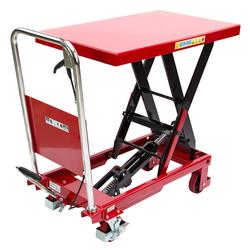 Hydraulischer Hubtischwagen / Hubwagen / Hubtisch TF-500 bis 500kg