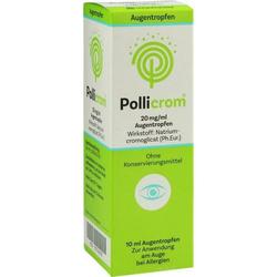 POLLICROM 20mg/ml Augentropfen