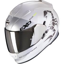 Scorpion Exo-510 Air Pique Weiß/Silber