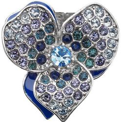 Guess Jewelry In Bloom UBR31301 Damenring Mit Kristallsteinen
