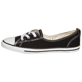 Converse Chuck Taylor All Star Ballet Lace Low Top black 37,5