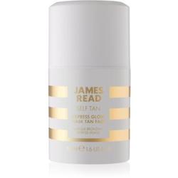 James Read Self Tan Selbstbräuner-Gesichtsmaske mit Sofort-Effekt 50 ml