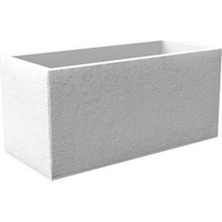 ELHO Pflanzkasten Vivo 90 x 39 x 41 cm weiß