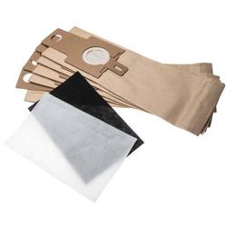 vhbw 5x Staubsaugerbeutel (Papier) + 1x Mikrofilter passend für Quelle 671.630-01 Staubsauger