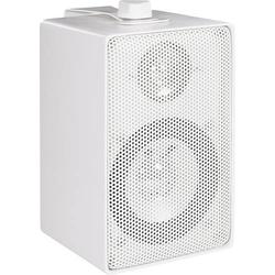 SpeaKa Professional WT-115T ELA-Lautsprecherbox 16W Weiß 1St.