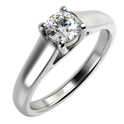 Diamant-Verlobungsring Huda