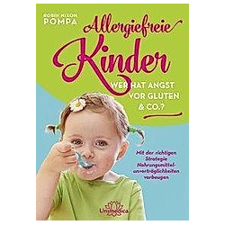 Allergiefreie Kinder. Robin Nixon Pompa  - Buch