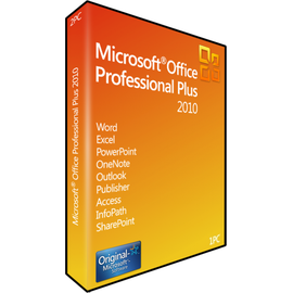 Microsoft Office Professional Plus 2010 ESD DE Win