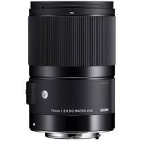 Sigma 70 mm F2,8 DG Makro (A)