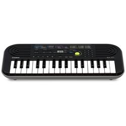 CASIO Keyboard Mini-Keyboard SA47, mit praktischem Umschaltknopf