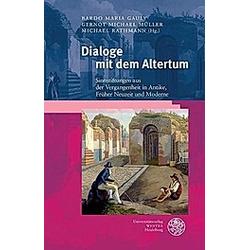 Dialoge mit dem Altertum - Buch