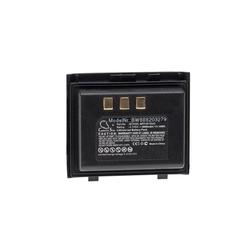 vhbw Tablet-Akku passend für Handheld Nautiz X3 Handheld (3000mAh, 3,7V, Li-Ion) 3000 mAh