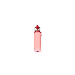 Mepal Trinkflasche Wasserflasche Campus, Trinkflasche rot