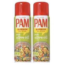 PAM Organic Olive Oil 141g -