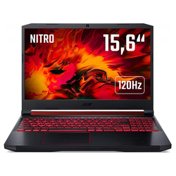 Acer AN515-54-55UY Nitro 5 - Gaming Notebook - schwarz Gaming-Notebook