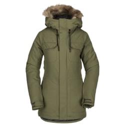 Volcom - Shadow Ins Jacket Military - Skijacken - Größe: XS
