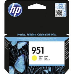 HP Tintenpatrone 951 Original Gelb CN052AE Druckerpatrone