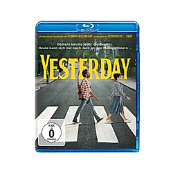 Yesterday - DVD  Filme