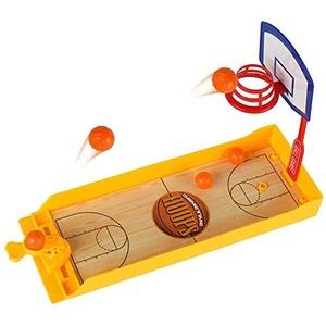 Aoyo Lustige Basketball-Desktop Ejection Contest Mini Fußball Eishockey Golf Schießen Spiel Finger Spielzeug Assembled (Color : 1, Size : 7.5 * 15 * 20.5cm)