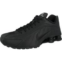 Nike Men's Shox R4 black/black/white/black 40